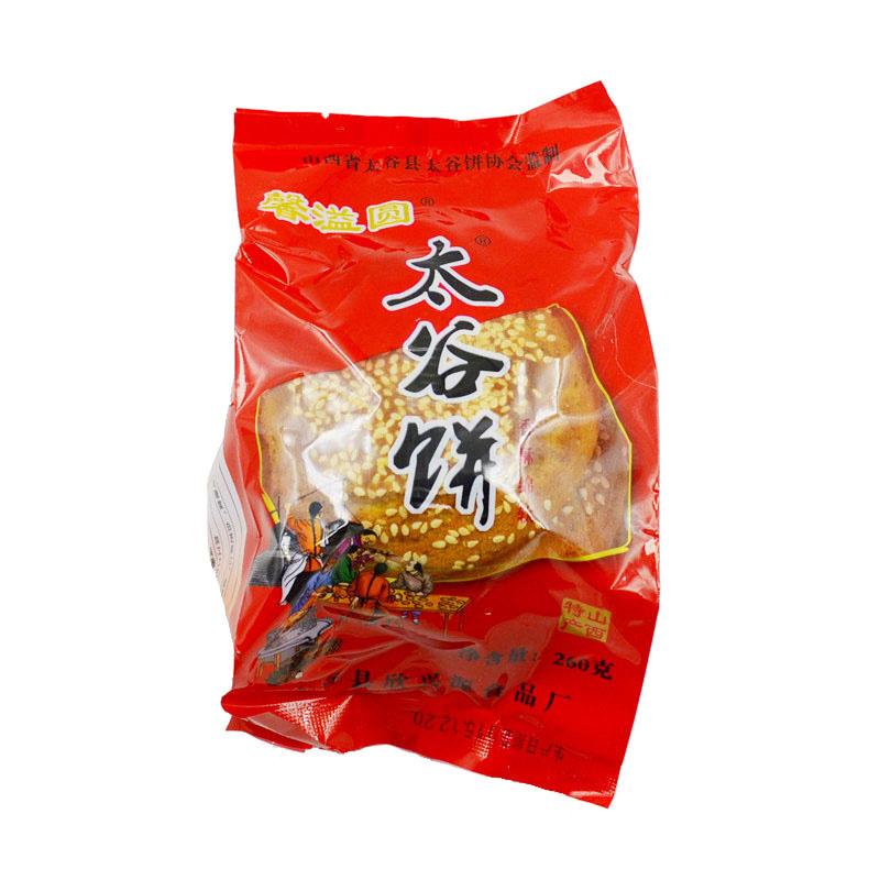馨溢圆 太谷饼 整箱  山西特产 传统手工小吃零食点心