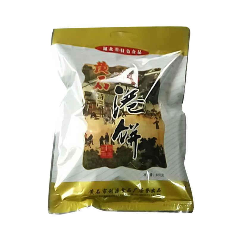 麻姐 黄石麻香港饼  500克/份  5份包邮   黄石特产  名优小吃
