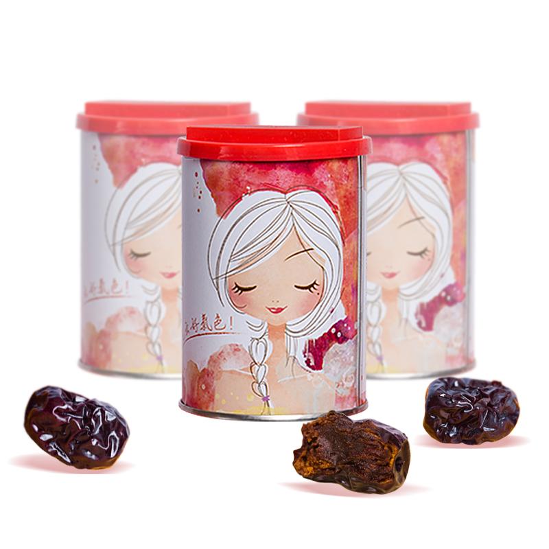 【山浓蒸枣】175g/桶健康即食蒸枣办公零食孕妇