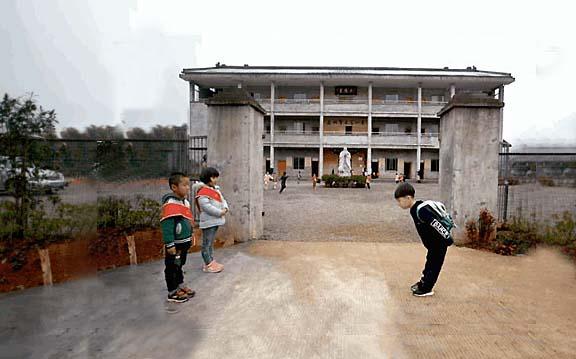 """孔庆平,以传统文化""""修身 齐家 治村"""""""