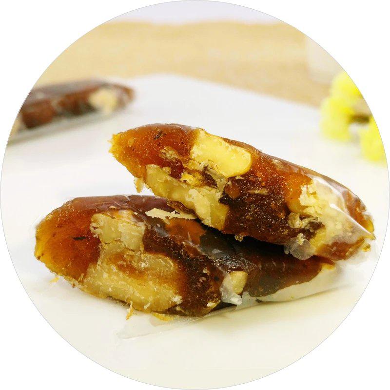 中尚素品 纯素核枣糕 核桃仁红枣 特色纯手工无添加剂 养生茶点特产糕点心小吃零食