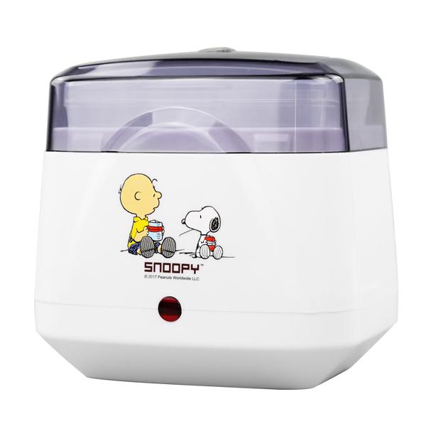 史努比 免洗酸奶机