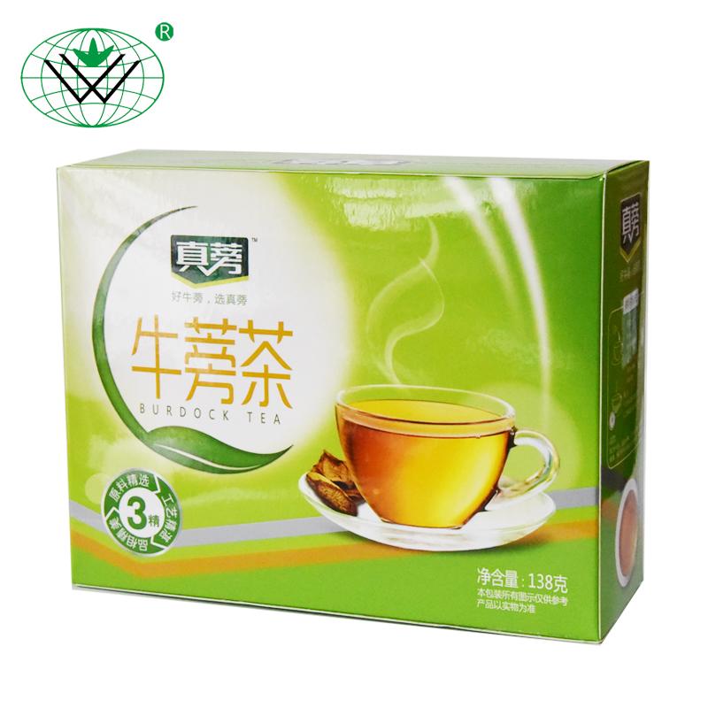 徐州旺达 真蒡牛蒡茶 2盒装  包邮