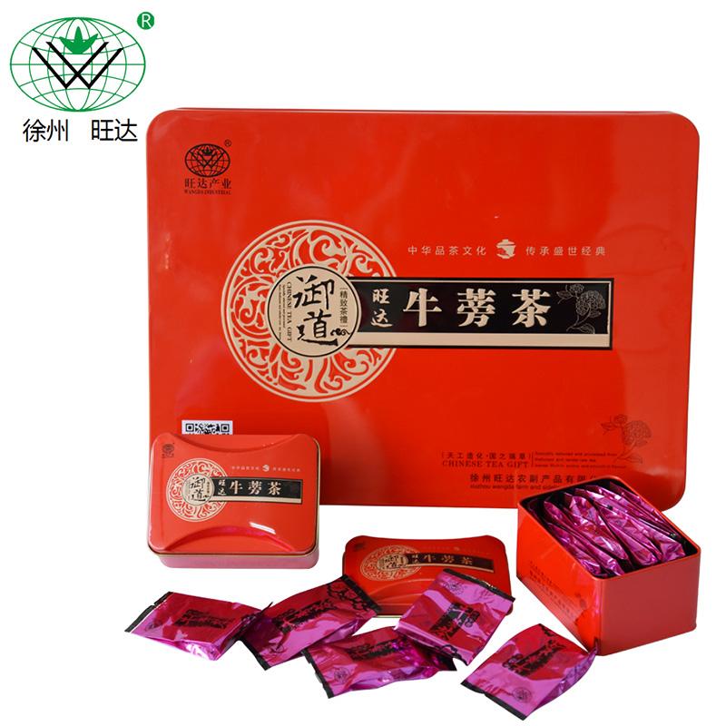 徐州旺达 御道牛蒡茶礼盒装 包邮