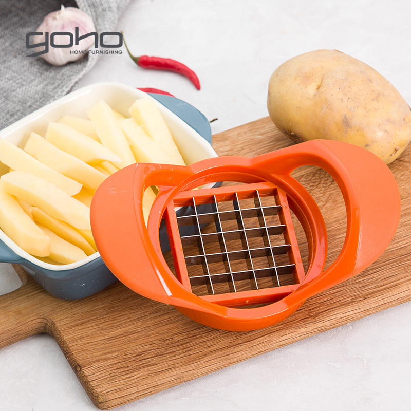 切薯条器土豆切条器家用 厨房家居日用简便切薯条机
