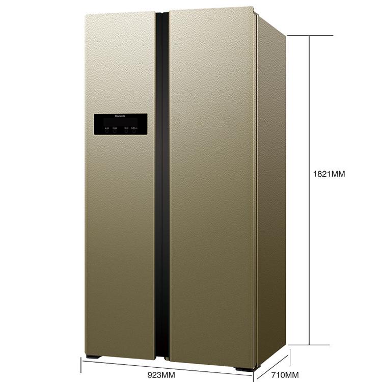 赠品包:达米尼变频一级能效风冷无霜冰箱维多利亚纪念款 送货上门上楼