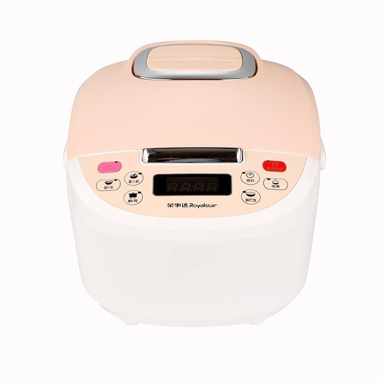 荣事达4L容量微电脑电饭煲家用黄晶内胆RFB-S4071