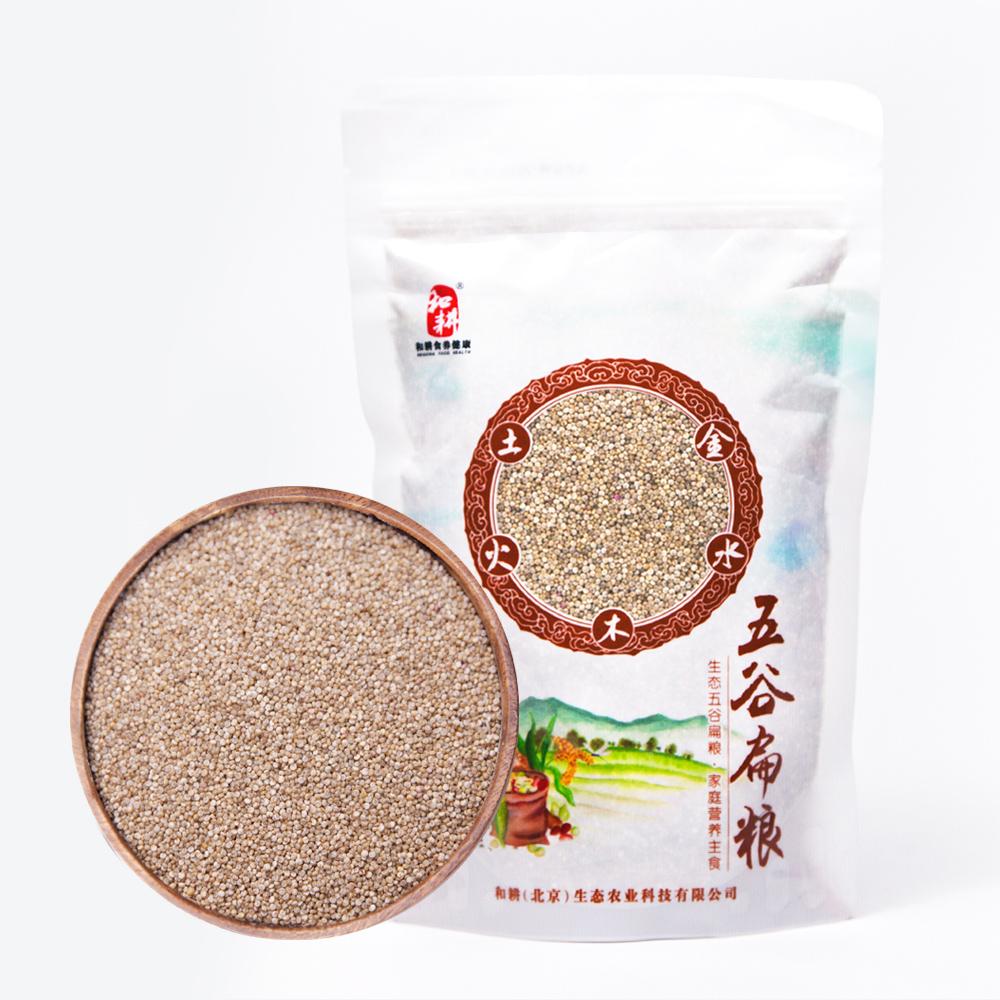 和耕藜麦家庭装-米豆同熟 内蒙古赤峰杂粮 自然成熟 无添加 450g*2