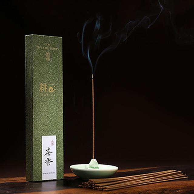 茶香·卧香(多地包邮) 耕云 线香 礼佛香 供佛香