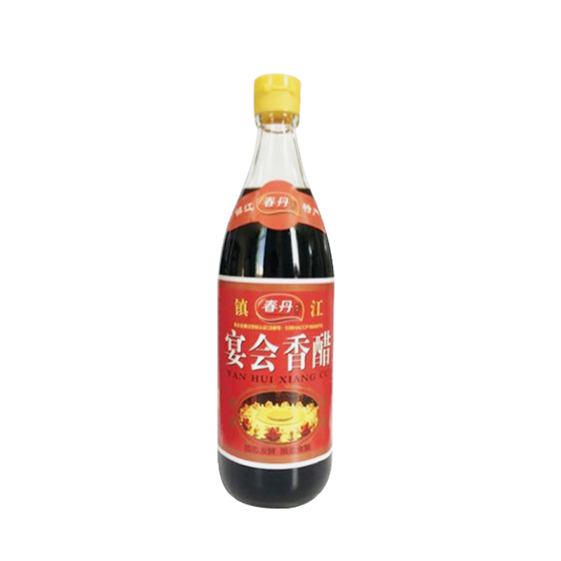 【春丹】宴会香醋550ml/瓶(4瓶包邮)镇江香醋