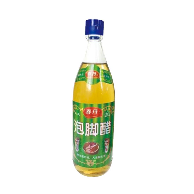 【春丹】泡脚醋550ml/瓶(4瓶包邮)
