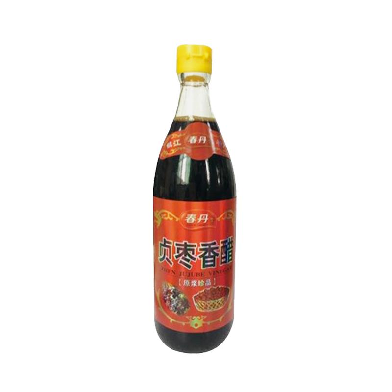 【春丹】贞枣香醋550ml/瓶(4瓶包邮)