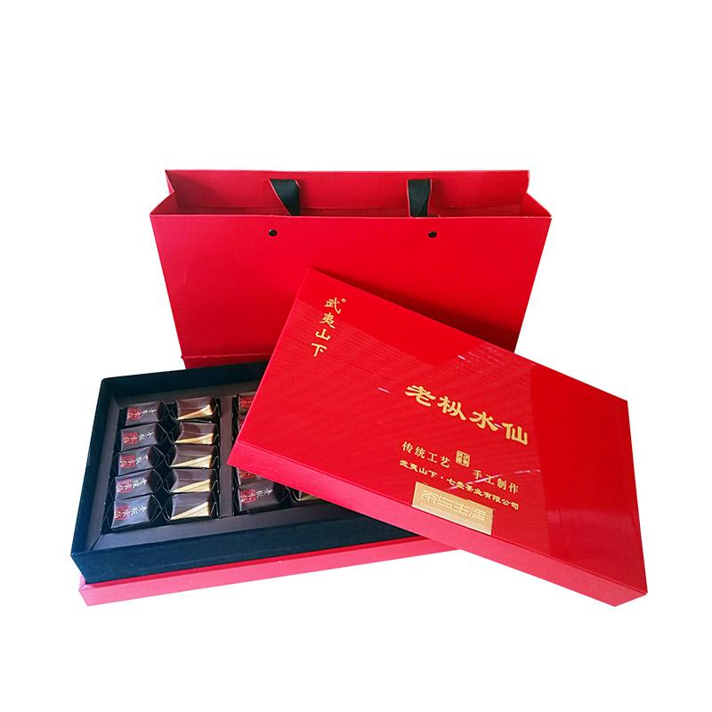 茶叶 武夷山 老纵水仙 240g精品礼盒装 (不包邮地区:青海、新疆、西藏、宁夏)