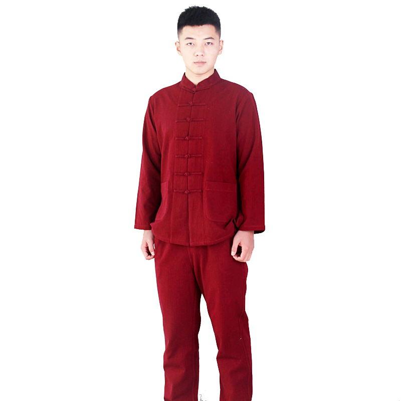 男士唐装006 中式民族风衣服