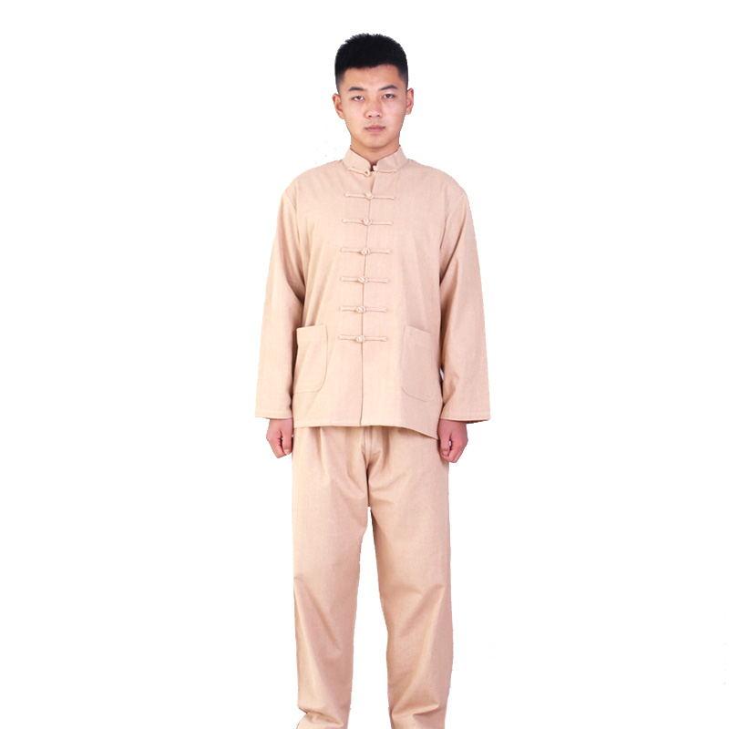 男士唐装中式民族风衣服