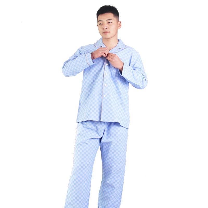 男士睡衣028 中式民族风衣服