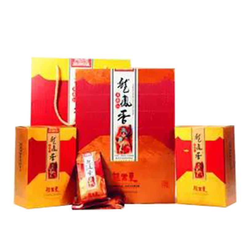 桂堂东 龙凤香 红茶 非物质文化遗产