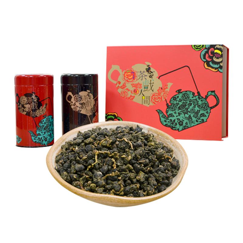 福壽梨山茶(禮盒)(4兩裝2)
