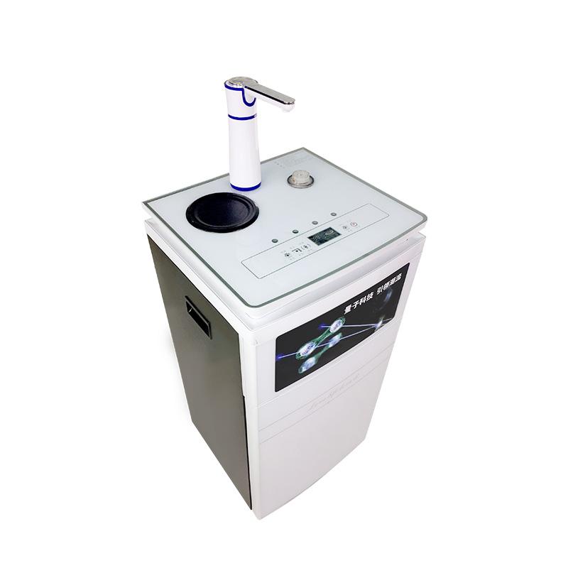 量子茶吧机 饮水机 净水机 水位自动控制系统 自动温控系统 双重防干烧