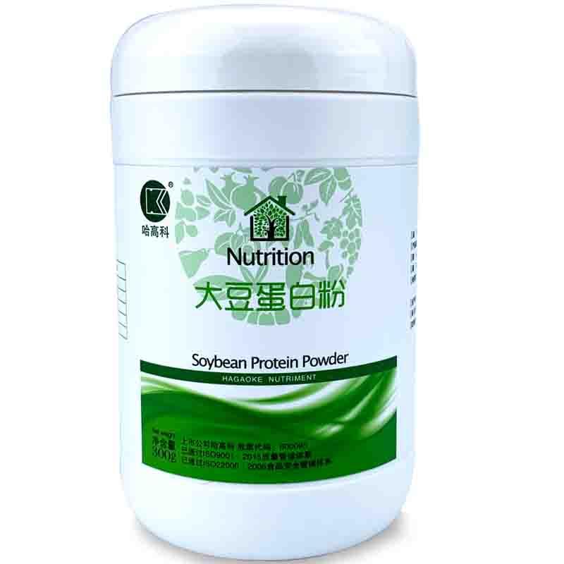 哈高科蛋白粉300g东北非转大豆原料免疫提升