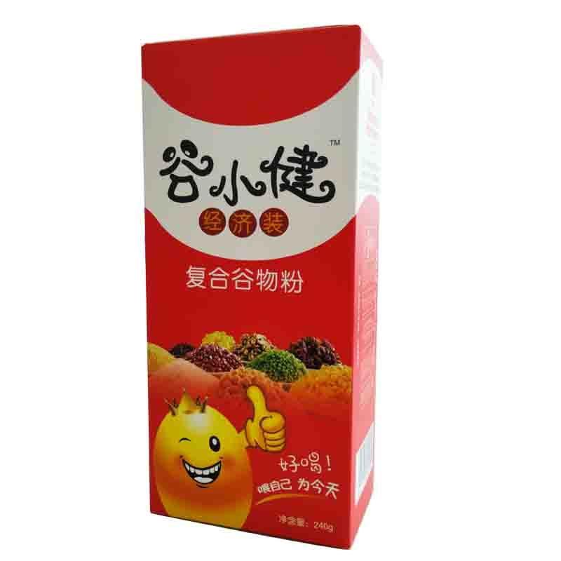 哈高科谷小健复合谷物粉240g*3盒老少皆宜营养好喝