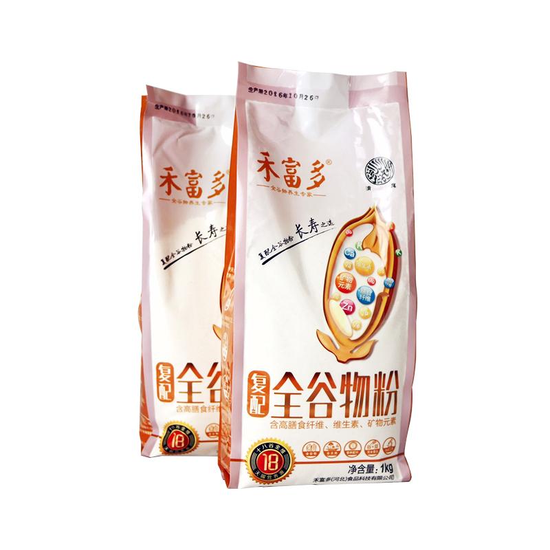 禾富多粗粮杂粮18种粮食复配全谷物面粉1kg/袋 科学搭配富含膳食纤维,特殊人群食用
