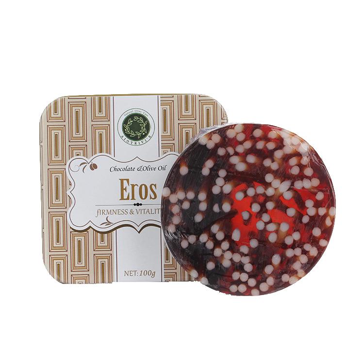 欧洲进口丽巍丝 可可巧克力洁肤皂  希腊天然护肤品 香皂