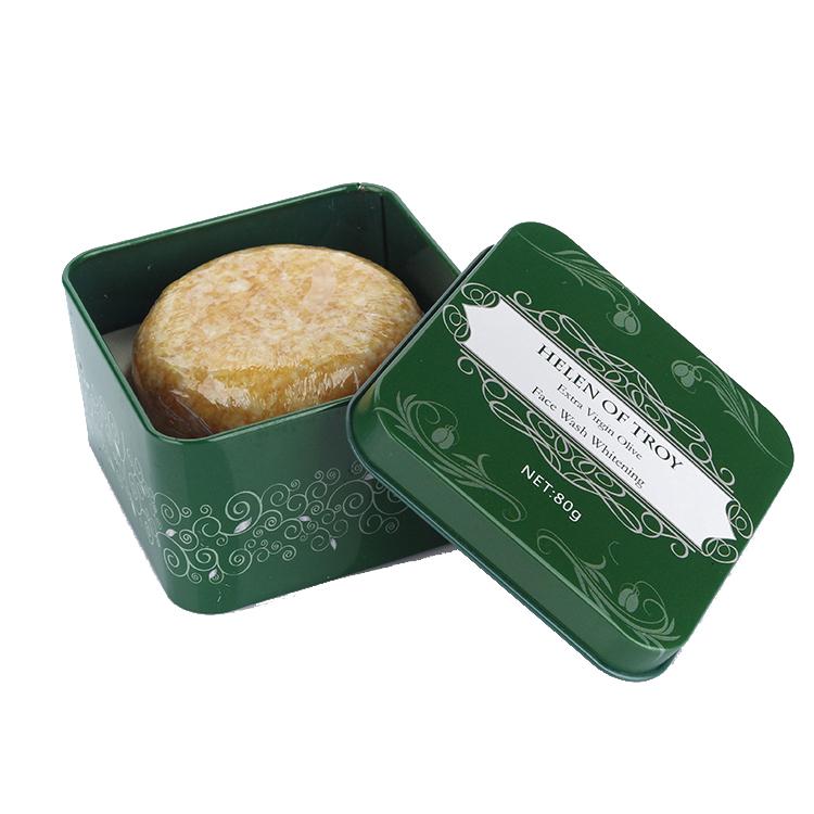 欧洲进口丽巍丝 雪肤锁水洁面皂 希腊天然护肤品
