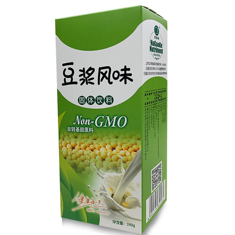 哈高科原味豆浆粉720g(240g*3盒) 哈高科原味豆浆粉 营养早餐