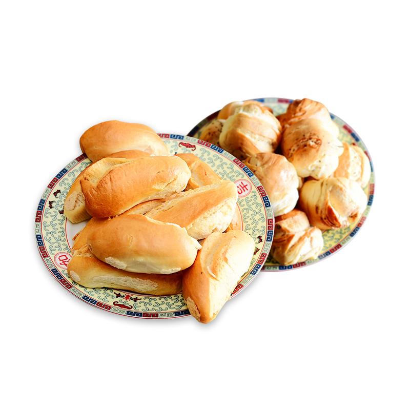 【独一村】山西特产酥馍馍380g*8盒、独一村原味、五香酥馍馍、休闲零食