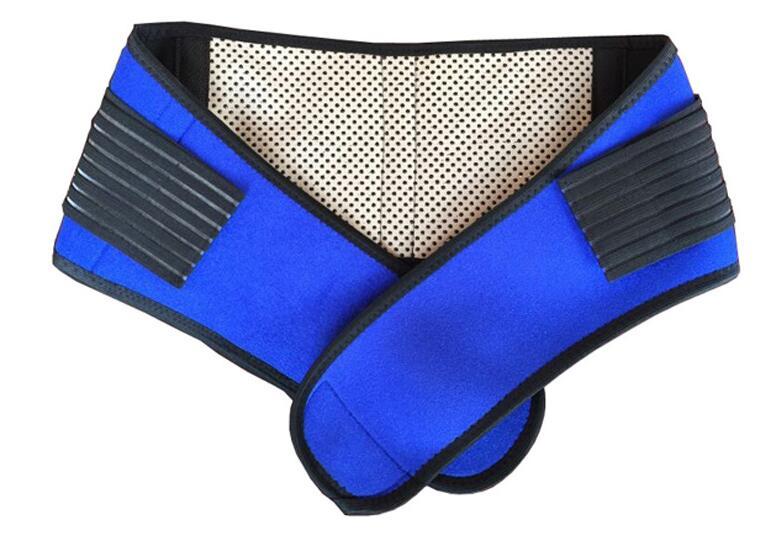 宝石蓝腰椎护理带
