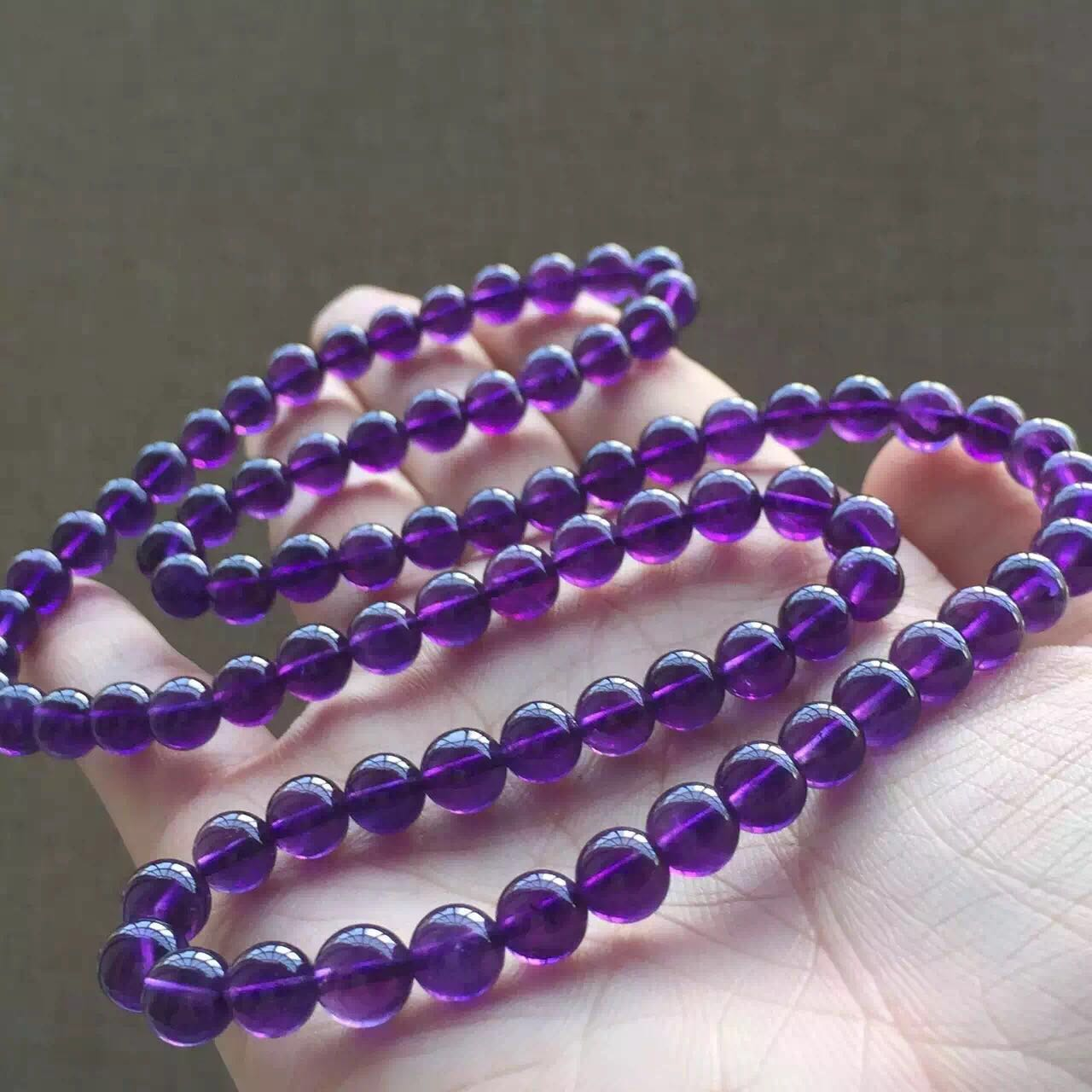 巴西天然紫水晶