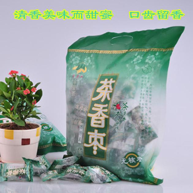 吕梁山特产 茶香枣500g/袋装  休闲食品 零食 甜食