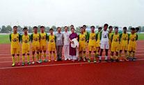 太极文化诠释中国足球梦